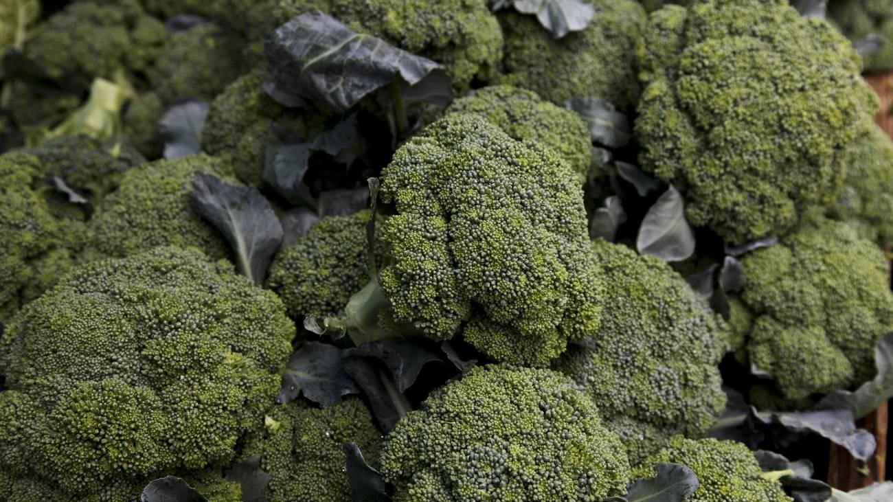 Broccoli soll aufgrund der enthaltenen Antioxidantien Entzündungen der Atemwege lindern. (© Keystone)