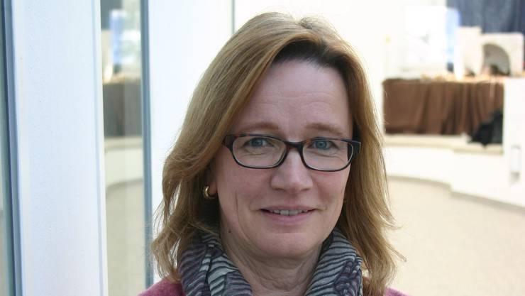 Claudia Trüb, Oberengstringer Kirchenpflegepräsidentin und Mitglied der Gesamtprojektleitung