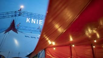 Der Täter pöbelte Knie-Artisten an und ging dann auf Besucher los. (Archivbild)