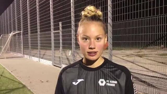 FC Schlieren - FC Aarau Frauen, Stimmen zum Spiel (20.10.2018)