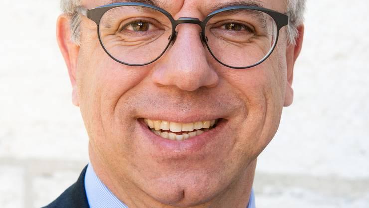 Andreas Gasche Geschäftsführer kantonaler Gewerbeverband Kanton Solothurn aktuelles Porträt 2019