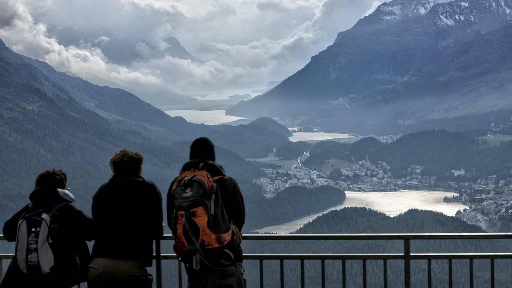 Graubünden feiert Schweizer Rekord im Coronajahr