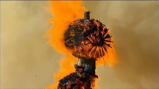Böögg-Explosion 2013: Das ewige Warten