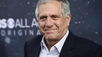 Gegen Leslie Moonves, dem Chef des Medienkonzerns CBS, gibt es weitere Belästigungsvorwürfe und daraufhin trat er von seinem Amt zurück. (Archivbild)