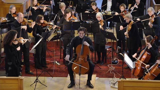 Archivbild vom Konzert vom 6. April in Schöftland.
