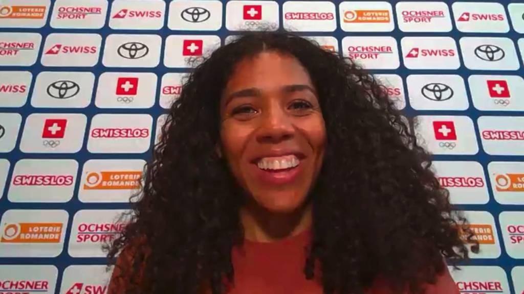Olympia: Max Heinzer und Mujinga Kambundji sind Schweizer Fahnenträger