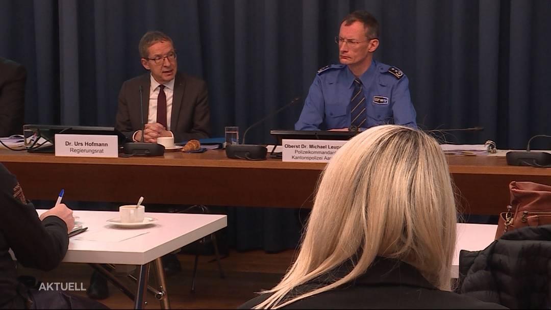 Aargauer Regierungsmitglieder positiv auf Coronavirus getestet