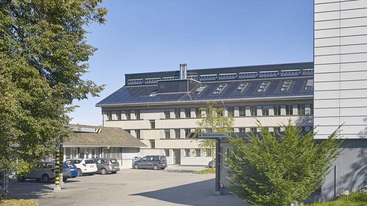 So präsentiert sich die modernisierte Forschungsanstalt in Birmensdorf.