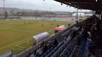 Der FC Wohlen verliert gegen YF Juventus.