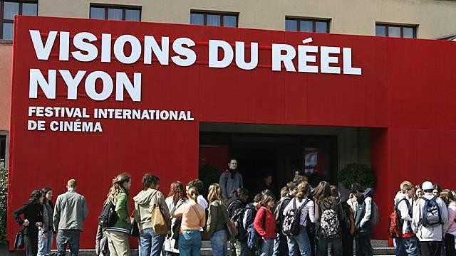 Das Festival Visions du Réel hat einen neuen Leiter (Archiv)