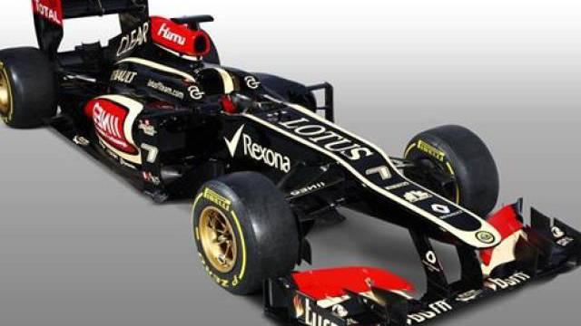 Der neue Dienstwagen von Kimi Räikkönen und Romain Grosjean