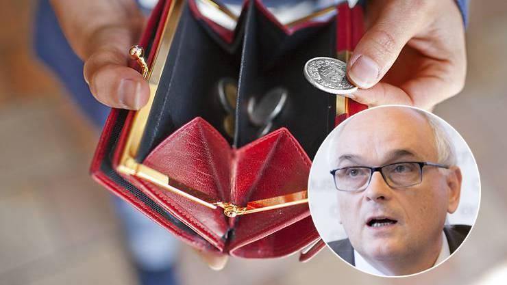 Das Ergebnis ist eine Niederlage für Regierungsrat Pierre Alain Schnegg.
