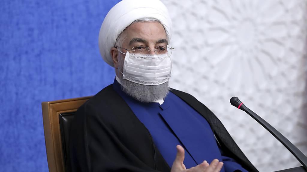 Irans Präsident zu Zusammenarbeit mit Biden bereit