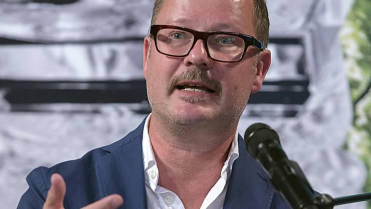Intendant Andreas Beck verlässt das Theater Basel 2020 (Archivbild).