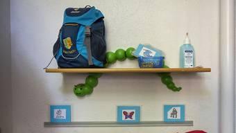 «Tests im Kindergarten? Meine erfolglos verdrängte Prüfungsangst vergangener Tage kommt wieder hoch.» (Symbolbild)
