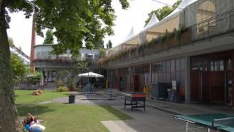 Seebad: Die Anlage soll saniert werden, doch ein Nachbar wehrt sich gegen einen Kinderspielplatz. Martin Reichlin