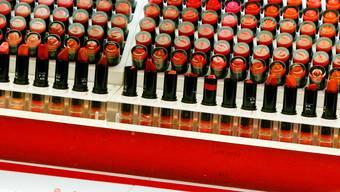 An der Herbstwarenmesse und am Weihnachtsmarkt wurden Kosmetika verkauft, die unzulässig waren. (Symbolbild)