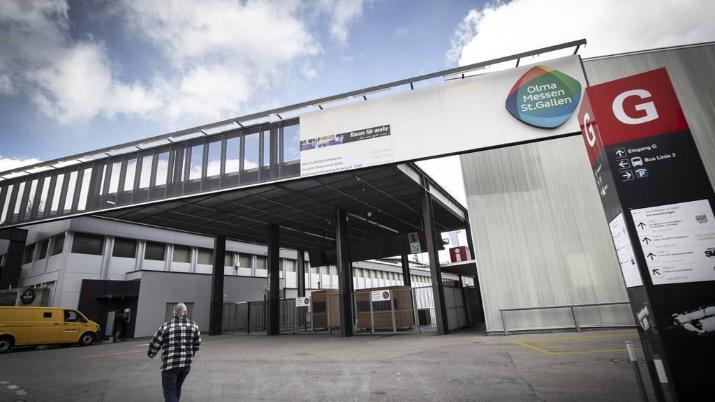 Stadt St.Gallen sichert Olma Messen finanzielle Unterstützung zu