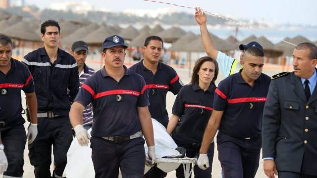 Im tunesischen Badeort Sousse gab es einen Selbstmordanschlag