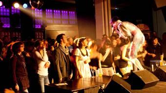Konzerte im Hinterhof – geht es nach den Betreibern, könnten hier noch viele stattfinden.