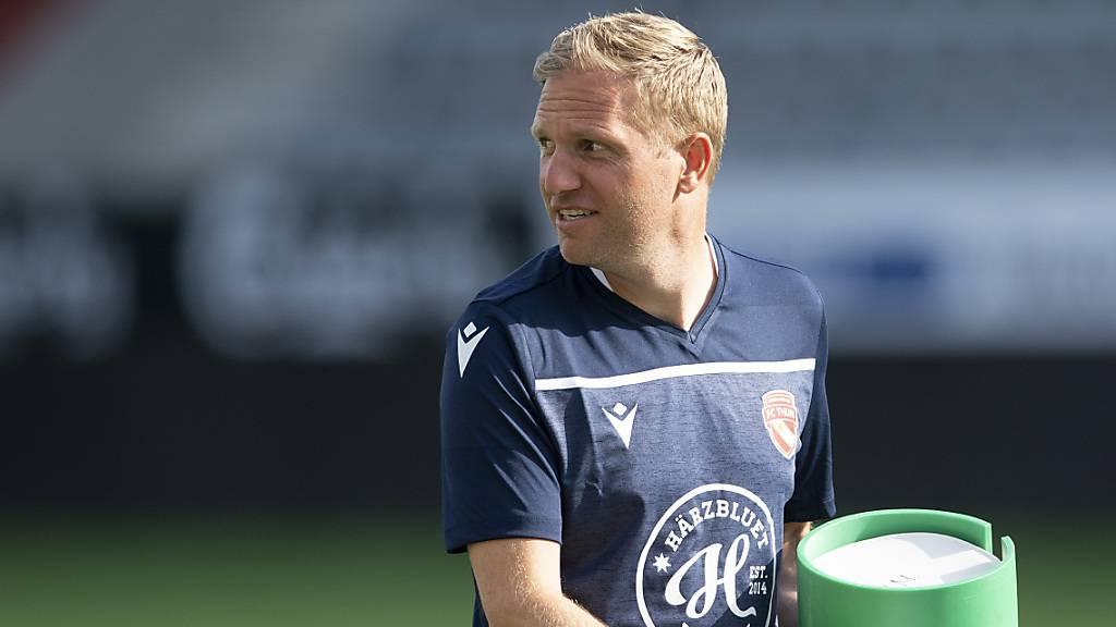 Ex-Thun-Trainer Schneider nach Belgien