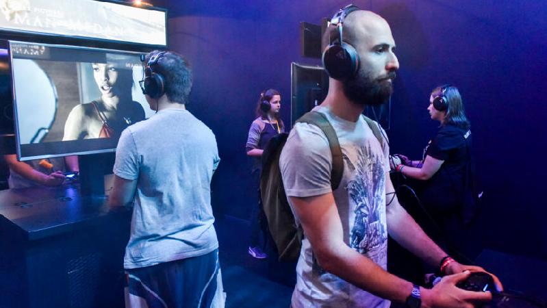 Virtuelle Gamescom 2021