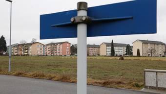 15 500 Quadratmeter Land könnten mit acht Mehrfamilienhäusern überbaut werden.