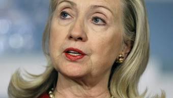 Hillary Clinton äussert Bedenken zur Politik in Ungarn (Archiv)