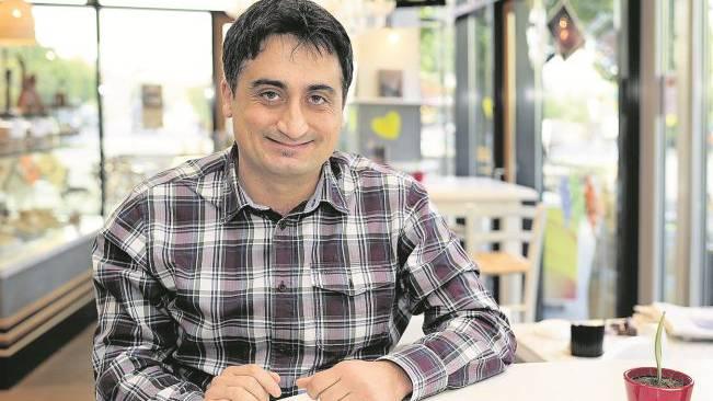 Sabri Dogan organisiert Vereinsanlässe, welche die Integration fördern sollen