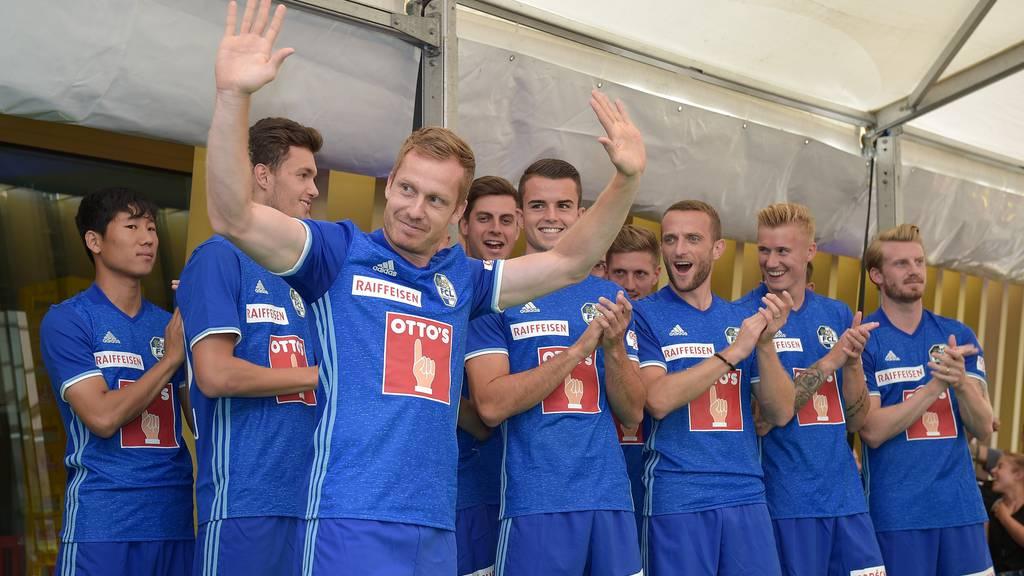 Vieles ist neu beim FC Luzern