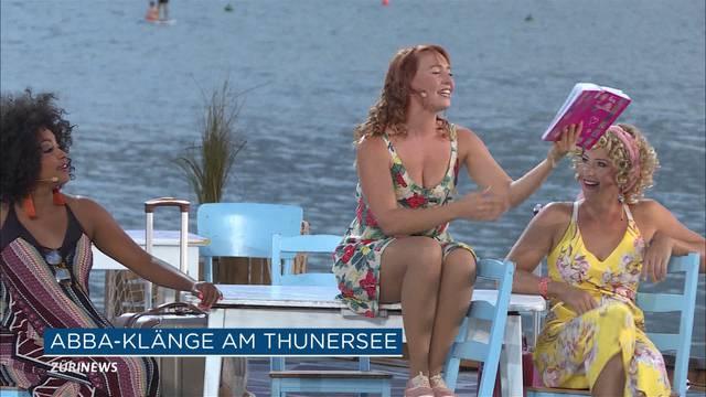 «Mamma Mia» feiert Premiere an Thunerseespiele