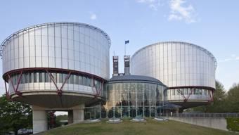 Europäischer Gerichtshof für Menschenrechte in Strassburg (Archiv)
