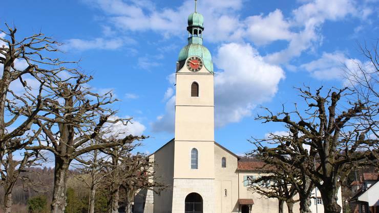 Die Stiftskirche St. Leodegar in Schönenwerd ist in einem kritischen Zustand.