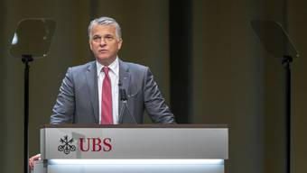 UBS-Chef Sergio Ermotti hat eine schlechte Woche hinter sich.