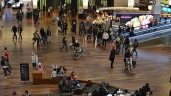 Kaufkraftmässig ist der Aargau im vorderen Drittel der Kantone. Im Bild das Shoppi Tivoli in Spreitenbach.