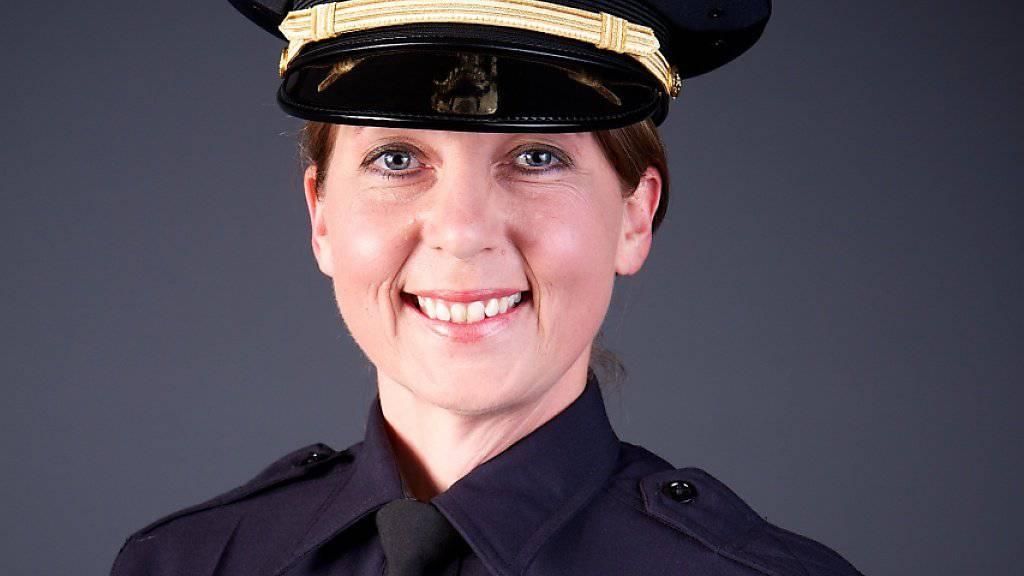 Haftbefehl wegen Totschlags: Die Beamtin der Polizei im amerikanischen Tulsa hat die tödlichen Schüsse auf einen Schwarzen abgefeuert. (Archivbild)