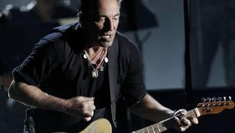 Rockmusiker Bruce Springsteen (Archiv)