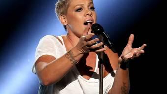 Ihre Kinder sollen mit der Wahrheit aufwachsen und nicht mit einer geschönten Realität: Sängerin Pink. (Archivbild)