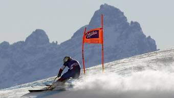 In Cortina wird Ski gefahren. Aber man könnte ja auch im Sommer mal hin.