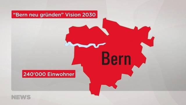 """Stadtpräsident unterstützt Vision """"Stadtregion Bern"""""""