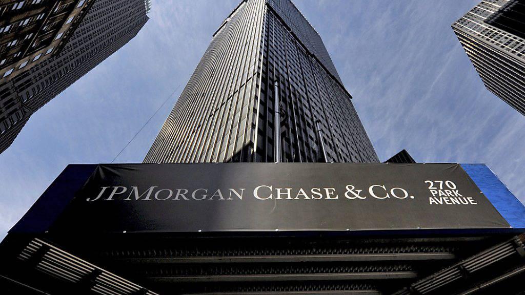 JPMorgan schreibt Rekordgewinn - Citigroup scheffelt Milliarden