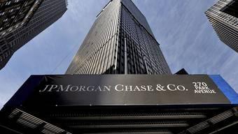 Alleine die grösste US-Bank JPMorgan hat 2019 rund 36 Milliarden Dollar verdient. (Archivbild)