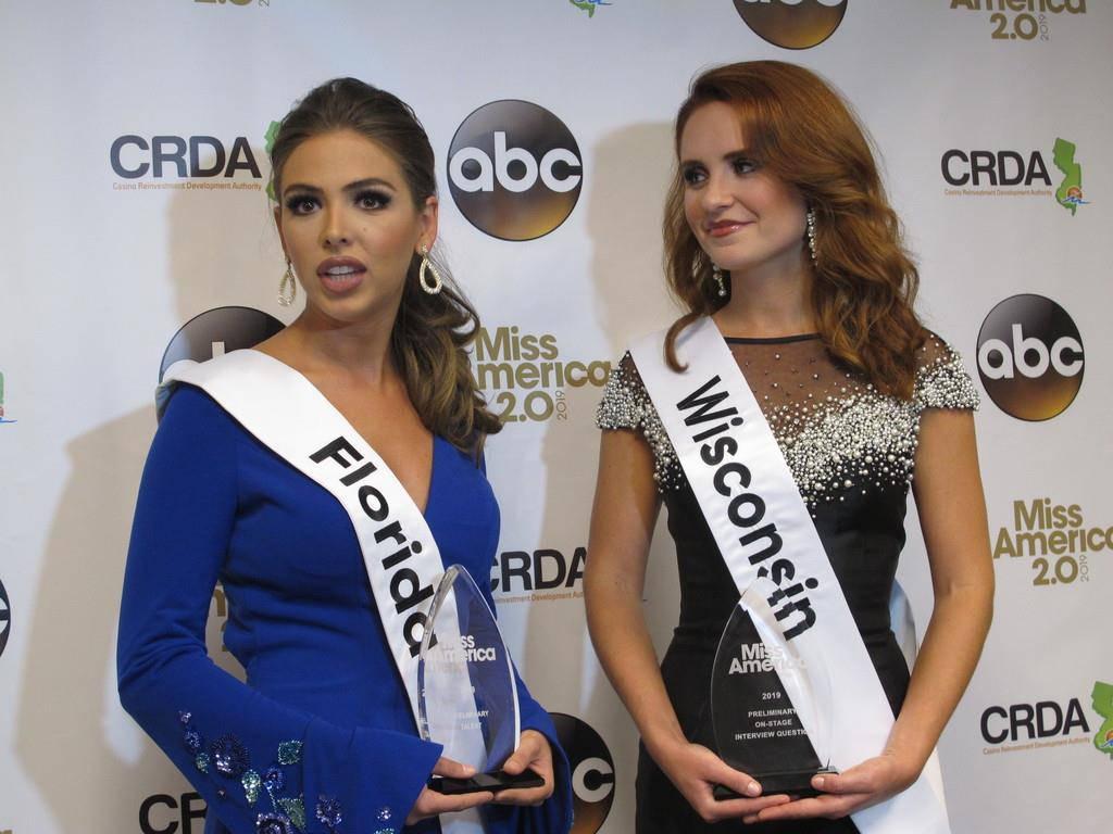 «Miss America»-Wahl 2019 (© Keystone)