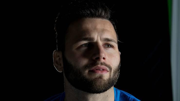 Nach Anlaufschwierigkeiten hat sich Renato Steffen beim VfL Wolfsburg durchgesetzt. Es gab aber Momente, in denen er sein Dasein als Fussballer hinterfragte.