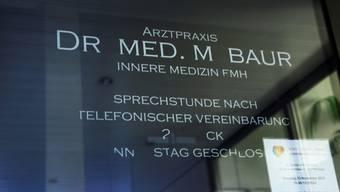1981 eröffnete der heute 67-jährige Max Baur seine Praxis in Mümliswil-Ramiswil – Ende Jahr wird er sie schliessen.