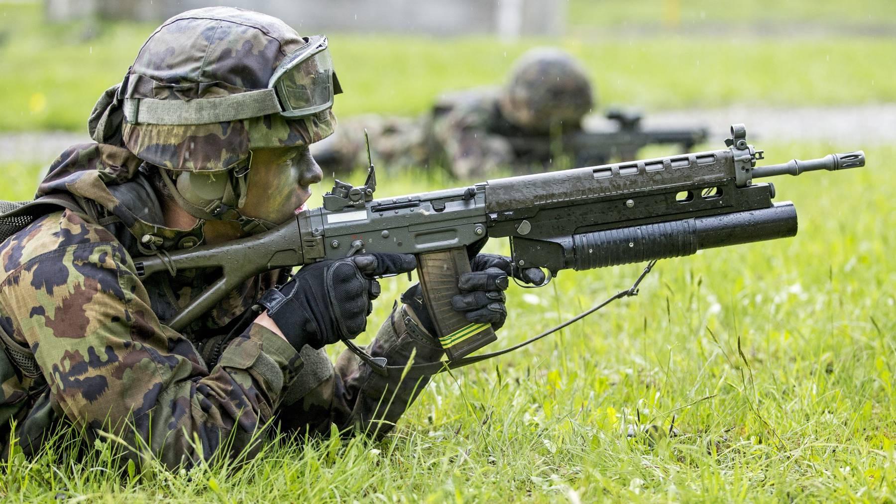 Armee will auch Transmenschen rekrutieren