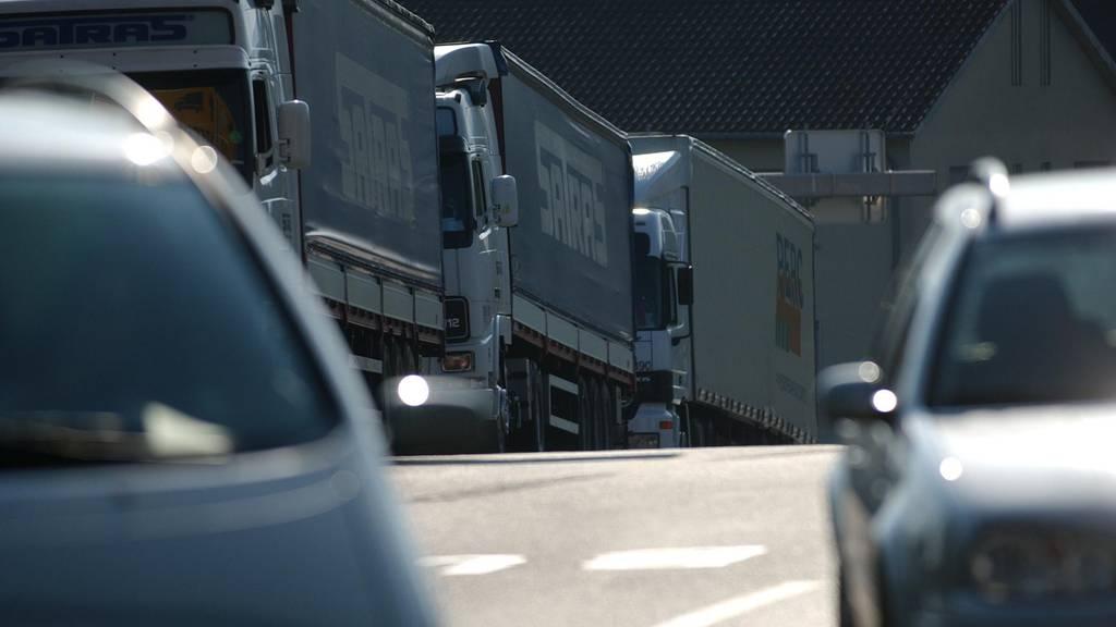 Die Sanierung der Zollbrücke wird eine Umverteilung der Verkehrsbelastung mit sich ziehen.