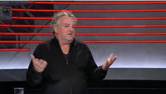 Gibt sich ganz staatsmännisch und appelliert an die Eigenverantwortung der Bürgerinnen und Bürger: Komiker Marco Rima.