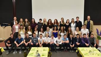 Abschlussfeiern 2016 Kanton Solothurn