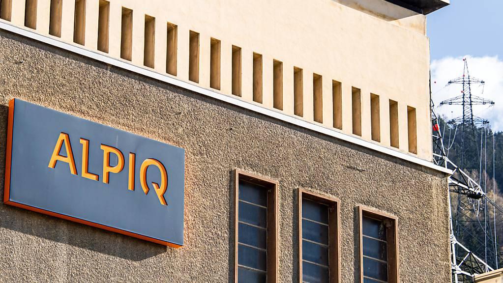 Der Alpiq-Konzern hat eine Neuernennung im Management bekannt gegeben: Gebäude in Chandoline (VS).
